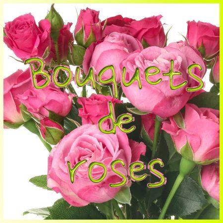 Bouquet de roses Autant de Fleurs Aubagne